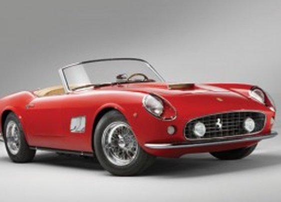 Ferris Bueller Fans, Get Your Own Ferrari California