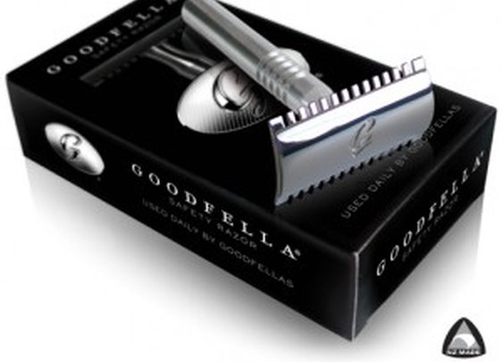 Classic Double Edged Razor by Goodfella