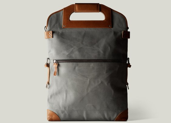HARD GRAFT | 2Unfold Laptop Bag