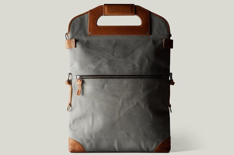HARD GRAFT | 2Unfold Laptop Bag
