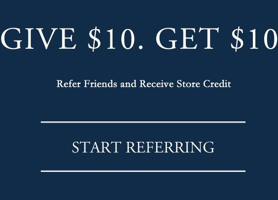 Introducing Our New Referral Program | Jack Donnelly Blog