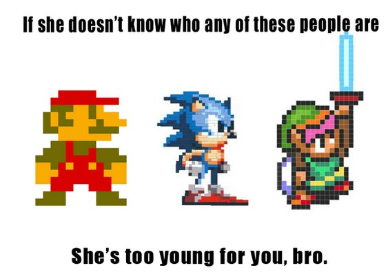 Video Game Dating Advice