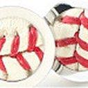 Game-used Baseball Cufflinks - QA Create