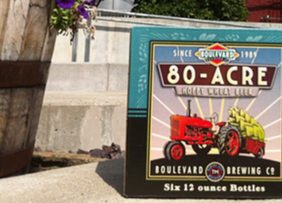 Boulevard's 80-Acre Hoppy Wheat, Collaboration No. 3 on shelves Tuesday   Fat City