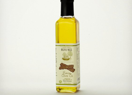 Bacon Olive Oil | Cool Material