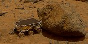 Mars - Virtual Tour, Map - Universe - Arounder