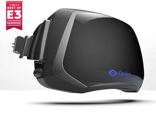 Oculus Rift: Step Into the Game by Oculus — Kickstarter