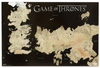 Game of Thrones Map « SciFi TAKEOVER