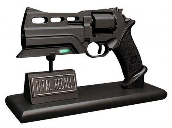 Limited Edition Total Recall Blaster Prop Replica