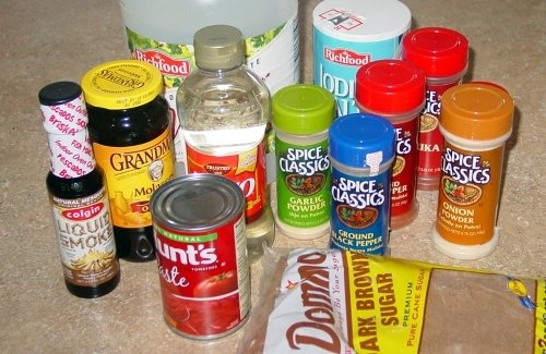 craig's recipes: How to make Barbecue (BBQ) Sauce