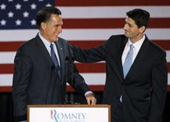 Paul Ryan to be named Romney's running mate