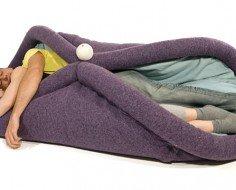 Burrito Cushion Design Puts A Twist On Napping - PSFK