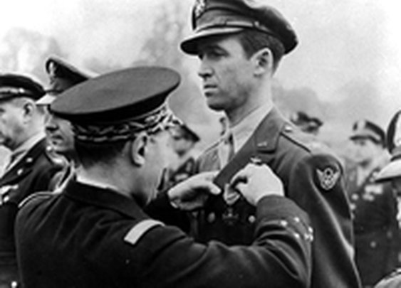 Actors Who Served: Jimmy Stewart