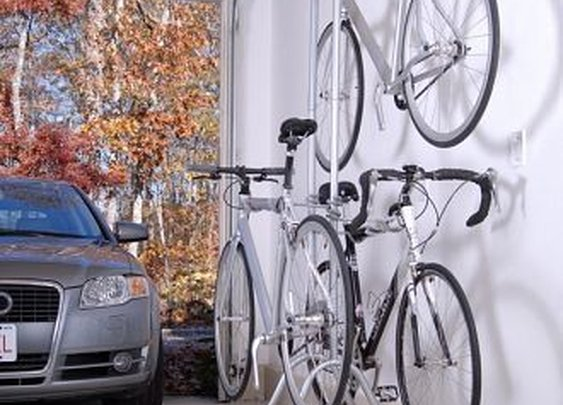 Bike Storage -- The Art Of Storage
