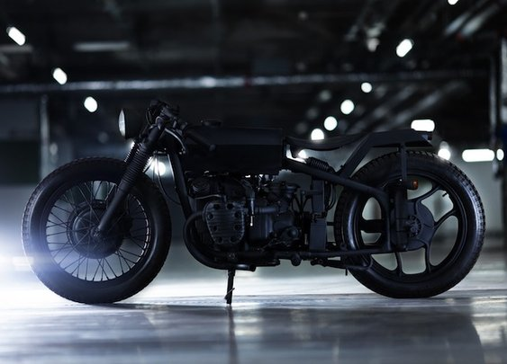 Bandit #3: Nero « Bandit9 – Motorcycle Design