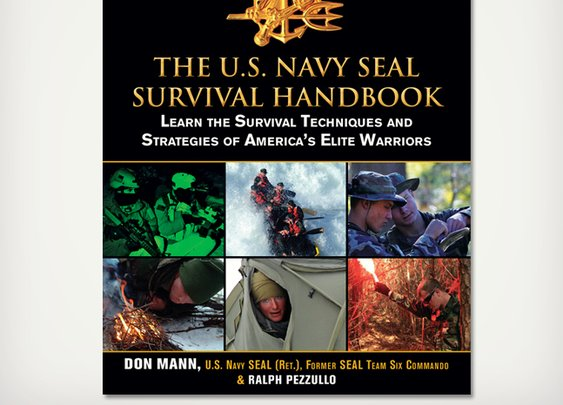 The U.S. Navy Seal Survival Handbook | Cool Material