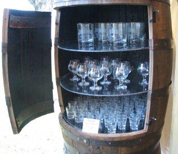 Whiskey Barrel Uses