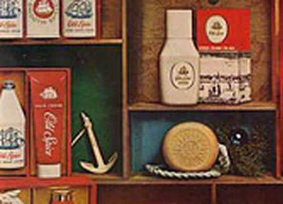 Four Forgotten Fragrances