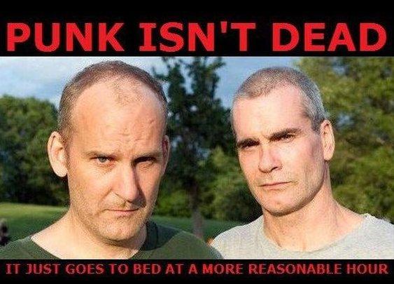 Punk isn't dead