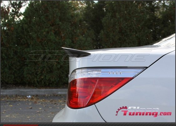 Custom BMW Spoilers   CleanTuning.com