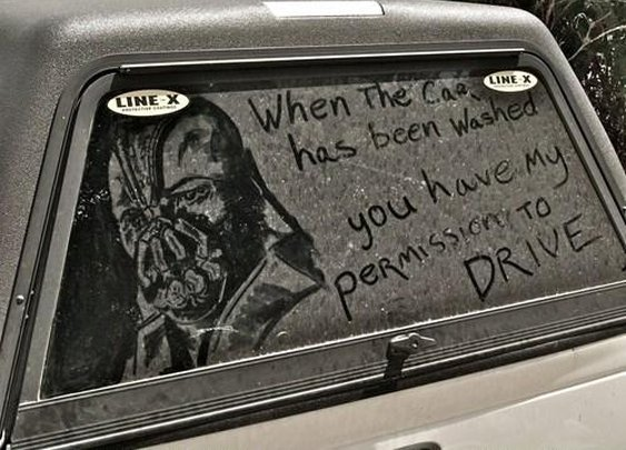Permission to Drive