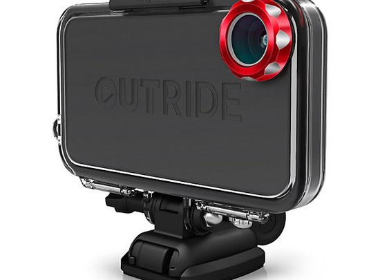 Outride Turns Your iPhone Into an Action Sports Camera : Discovery Channel