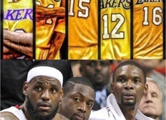 lakersness / What's up Miami?