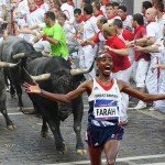 'Mo Farah Running Away From Things' Is Exactly What It Says On The Tin