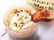 Bacon, Bourbon, and Hazelnut Hot Chocolate | Serious Eats : Recipes