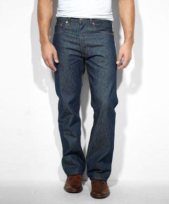Levi's 501® Original Shrink-to-Fit™ Jeans - Rigid - 501® Original