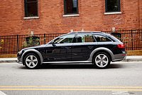 2013 Audi allroad | Dave May Photography