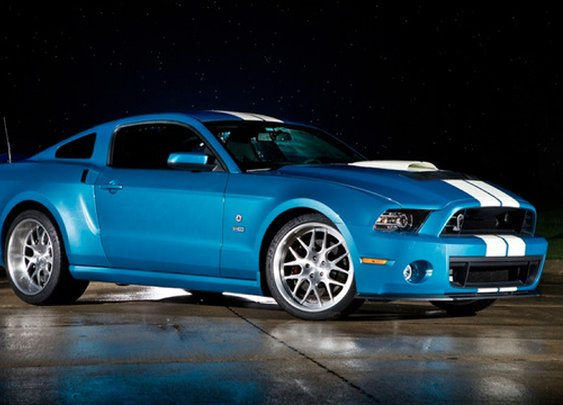 Ford Honors Carroll Shelby With This 850-HP Shelby GT500