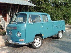 Volkswagen Type 2 Pickups and Panel Vans | Nick Palermo