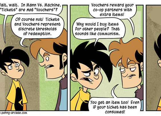 Penny Arcade - I Don't Even