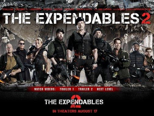 Expandables 2