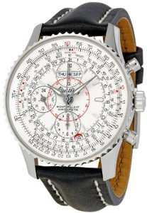 Amazon.com: Breitling Men's A2133012/G518 Montbrilliant Datora Chronograph Watch: Watches
