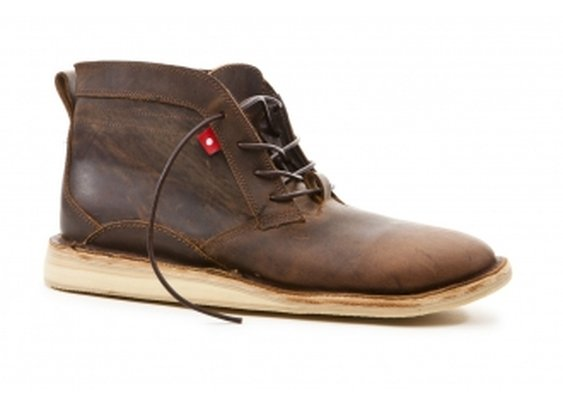 Oliberté Footwear... This is Africa! Premium Footwear Made in Africa.   ZIMBO Brown Yellow Pullup