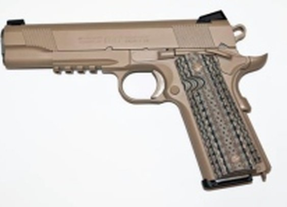 After 30 years, the Marines are returning to the Colt .45 pistol.