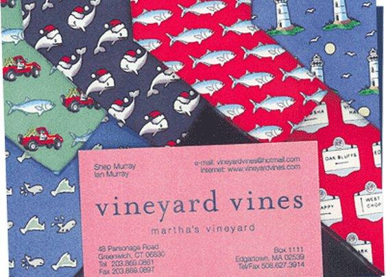 Vineyard Vines - Martha's Vineyard Clothing