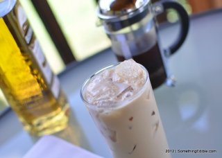 A Classic Cocktail Twice Chilled: Cold Brew Iced Irish Coffee.