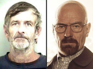 Walter White Breaks Bad, Faces Meth Charges....Seriously - Yidio News