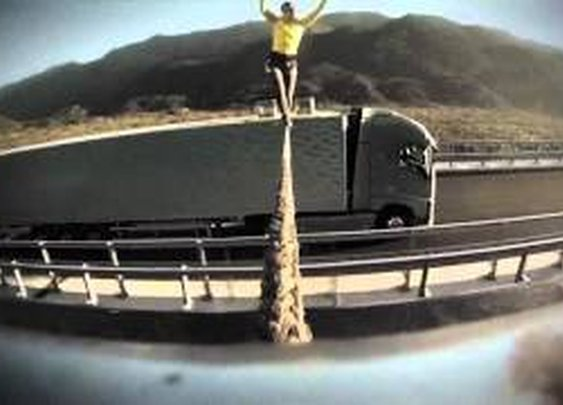 Volvo Trucks - The Ballerina Stunt