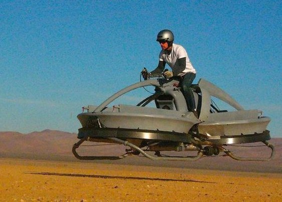 Aeroflex Hovercraft