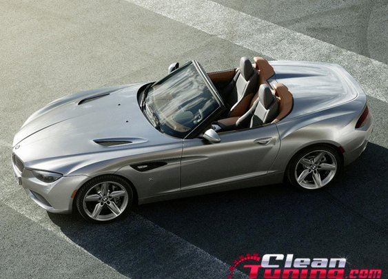 BMW Reveals The New Zagato Roadster   CleanTuning.com