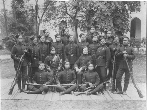 The Gurkhas - Photographing Forgotten Knights