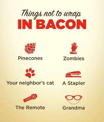The Hungry Dudes - What not to wrap in bacon