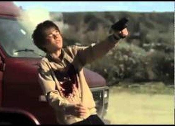 Justin Bieber Shot