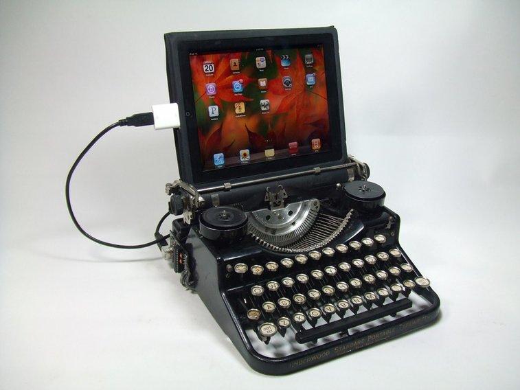Typewriter Conversion Kit