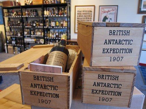 Shackleton's Whiskey