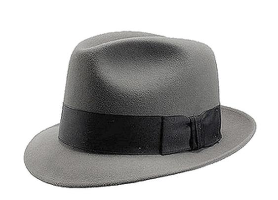 "Stetson ""Saxon"" Fedora Hat"